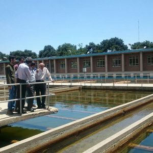 بهرهبرداری و نگهداری از تصفیهخانههای آب شهری