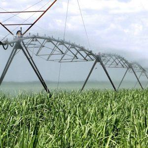 تحلیل هیدرولوژیکی و هواشناسی در طراحی سامانههای آبیاری