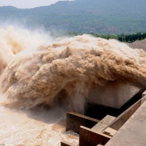 تحلیل و مدلسازی نرمافزاری سیلاب سدها