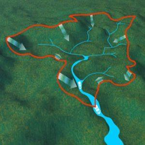 مبانی طراحی هیدرولوژیکی حوضه آبریز سدها