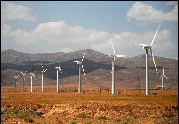 مطالعات ارزیابی اثرات زیستمحیطی نیروگاههای بادی بینالود، کهک و خواف
